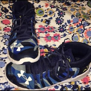 UnderArmour Shoes, Youth size 4.5